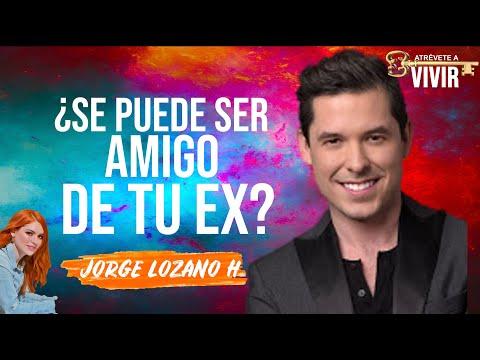 Mi amistad con mi ex fue una mala idea ¿Se puede ser amigos? : con Jorge Lozano