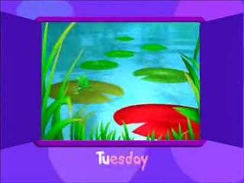 Seven Days Of The Week [Lyrics] | Toonbo | Most Popular Kids Seven days of the Week song!!!