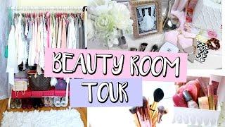 Beauty Room Tour | Belinda Selene