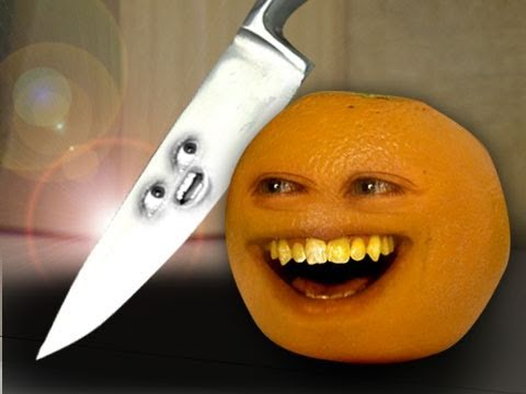 Annoying Orange – No More Mr. Knife Guy