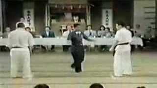 Shokei Matsui Bad Kyokushin A Big Lie