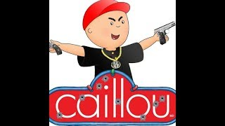 ROBLOX Music Video (Caillou) Pt.1