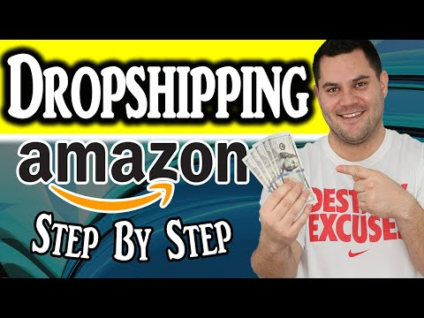 How To Get Started Dropshipping On Amazon thumbnail