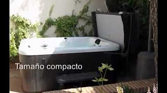 Tamano Jacuzzi.Spa Jacuzzi Garden Leisure Youtube
