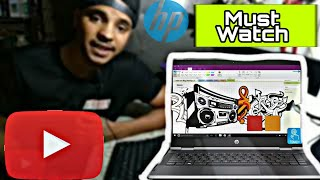 HP Pavilion X360 14-cd0077tu Review 2018 i3 8th gen Processor Intel UHD 620 Graphic in Hindi