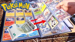 il me vend ses cartes ultra rare pour 5 eur pièce ! je me suis fais plaisir