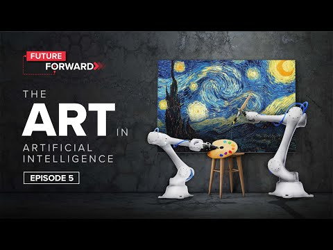 Art in Artificial Intelligence | upGrad – Future Forward