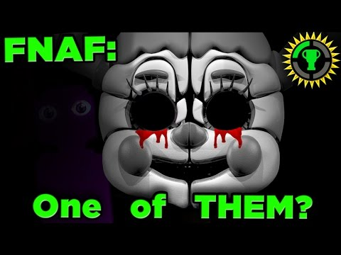 Game Theory: Follow the EYES! | FNAF Sister Location