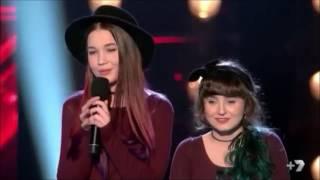Dennis Sisters   The X Factor Australia 2016   3 Seat Challenge