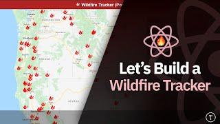 Build a Wildfire Tracker With React & NASA API