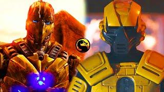"I GOT THE SECRET TRIBORG BRUTALITY! - Mortal Kombat X Triborg ""Cyrax"" Gameplay (MKXL Ranked)"