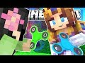 PRINCESSES WITH DEADLY FIDGET SPINNERS IN MINECRAFT BEDWARS!