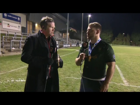 BUCS Super Rugby: Cardiff Met V Exeter