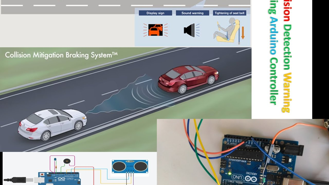 How to Make Arduino Based Collision Detection Warning System: 6