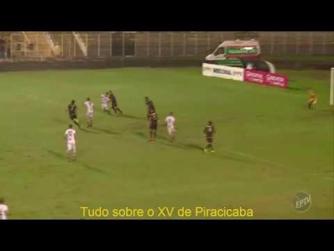 XV de Piracicaba 1 x 0 São Paulo-RS, 1ª rodada Camp. Brasileiro da Série D - 2017