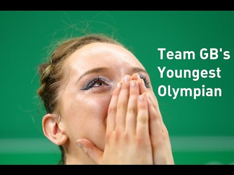 Rio 2016: Amy Tinkler on her bronze medal, GCSEs and Andy Murray
