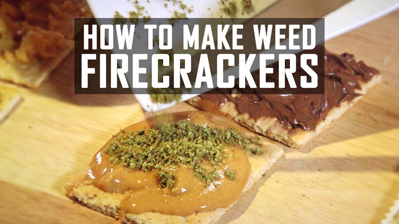 How to Make Marijuana Firecrackers (Single Dose Cannabis Edibles): Cannabasics #13