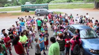 SNEMN Kid's Camp 2014 - Monday Recap Video