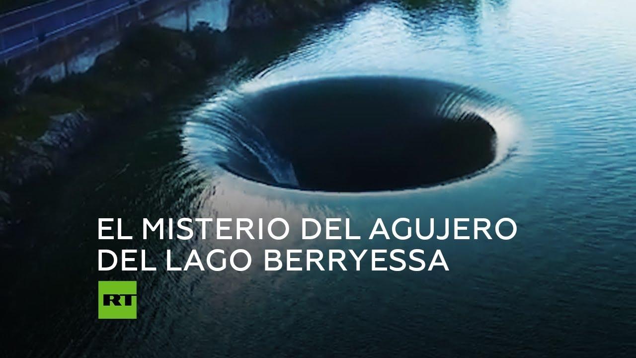 Resuelven El Misterio Del Enorme Agujero Del Lago Berryessa Youtube