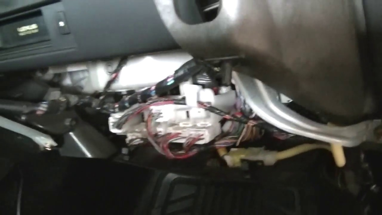 Lexus Es300 Amplifier Bypass New Radio Install Part 2 Youtube Is200 Audio Wiring Diagram