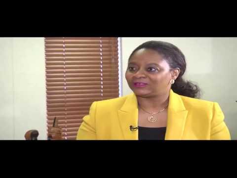 Arunmah Oteh - former Director General of (SEC) Nigeria