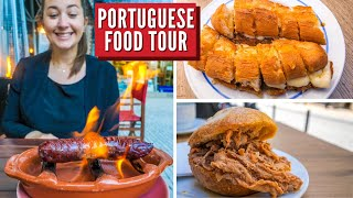Must Eat Portuguese Food   Top 10 Best Local Foods To Try In Porto, Portugal!