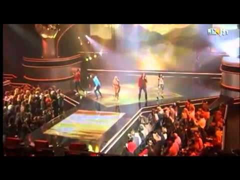 The Voice of Holland - Live: Team Angela Groothuizen - A Beautiful Day (16-12-11 HD)