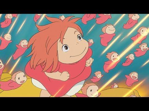 Ponyo (2008) - Film4 Intro