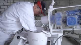 Штукатурная станция Калета А-5(Подробная инструкция по эксплуатации: приготовление штукатурного раствора, нанесение и заключительные..., 2014-02-04T09:14:57.000Z)