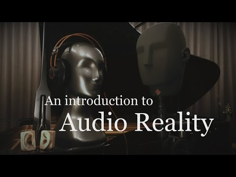 Audio Reality - An Introduction to Binaural Sound and Space Mp3