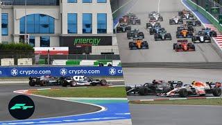 ¿¿Se DEJARON PASAR NORRIS, GASLY y STROLL por HAMILTON?? - ¡¡ANUNCIADO el CALENDARIO de la F1 2022!!