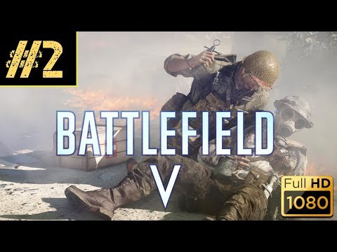 Battlefield V Beta | MEDIC GAMEPLAY thumbnail