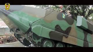 Uji Fungsi TANK ARISGATOR A2+ TNI-AD