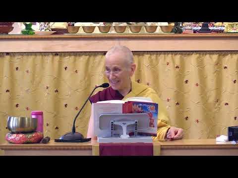 23 Samsara, Nirvana, and Buddha Nature: Other Types of Afflictions 06-11-21