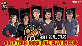 Only 1 Indian🇮🇳 Team Will Play In Free Fire Asia All Stars☹️ Why? - Au Esportz