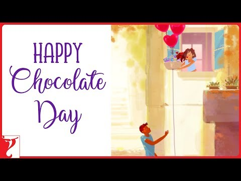 Happy Chocolate Day - Valentine's 2019
