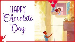 Happy Chocolate Day #Valentines2019