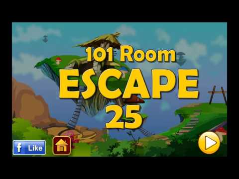 101 New Room Escape Games  - 101 Room Escape 25 - Android GamePlay Walkthrough HD