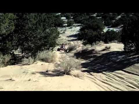 Sarah's FL350 Odyssey Hill Climb on the South loop