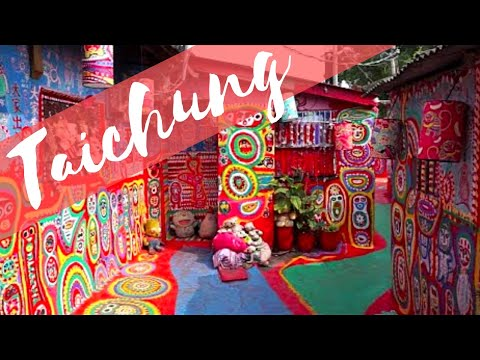 Travel Diary | Taichung, Taiwan