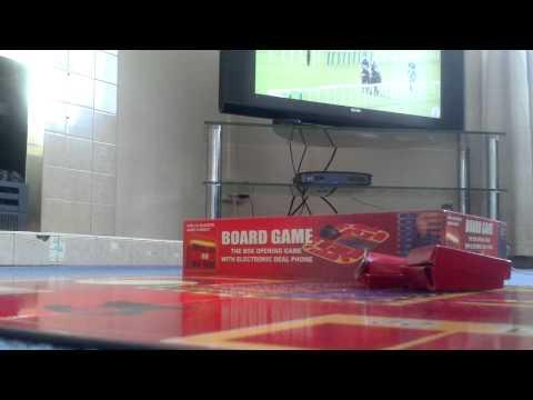 Cardboard boxes banger racing