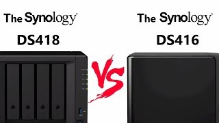 Synology DiskStation NAS DS416 4-Bay