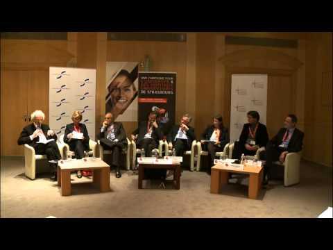 Conference de Presse / Fondation Université de Strasbourg