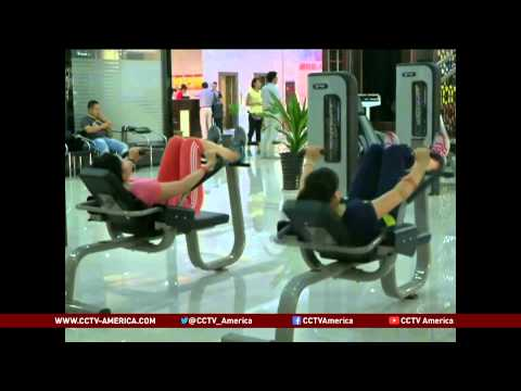 China holds 2nd largest obese population in world