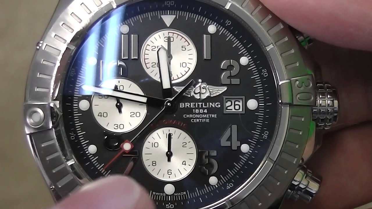 What is a chronograph 71