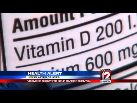 Health Alert: Cancer and Vitamin D