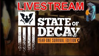 [ Livestream #1 ] State of Decay Year One Survival Edition [ Folge 1 Part 1 Deutsch   German ]
