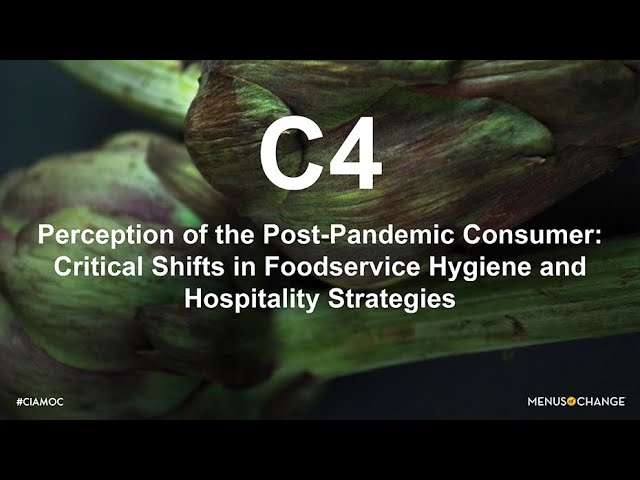 2020 Menus of Change: Pandemic Safety Strategies in the Foodservice and Hospitality Industries