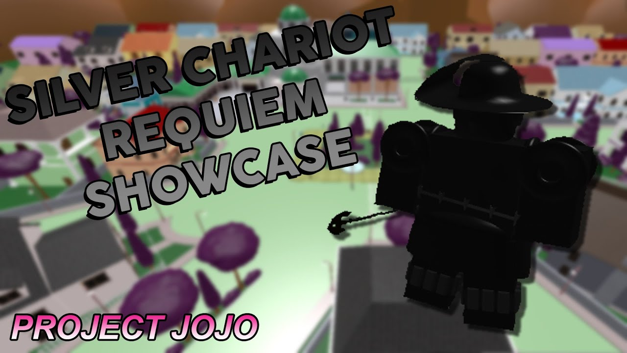 Silver Chariot Requiem Showcase - Project JoJo