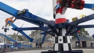 Zamperla Air Race ride - Coney Island
